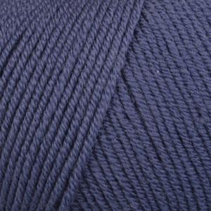 Infinity Hearts Baby Merino Garn Unicolor 27 Mörk Jeansblå