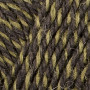 Ístex Hosuband Garn 0227 Black heather/khaki