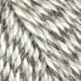 Ístex Hosuband Garn 0224 Grey/white
