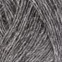 Ístex Einband Garn Dark grey heather