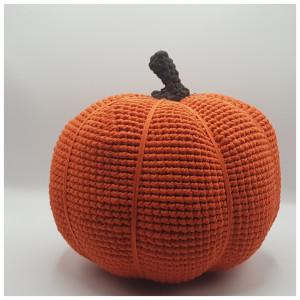 Halloweenpumpa av Rito Krea - Pumpa virkmönster
