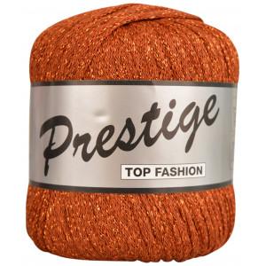 Lammy Prestige Lurex Garn 114 Brun/Orange