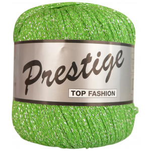 Lammy Prestige Lurex Garn 071 Grön