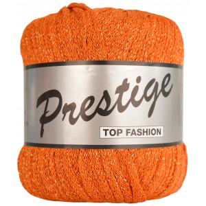 Lammy Prestige Lurex Garn 041 Mörn orange