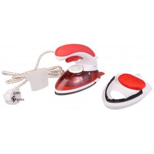 Køb Infinity Hearts Mini Strykjärn/Resestrykjärn Röd