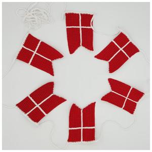 Flaggor av Rito Krea - Virkmönster flaggor