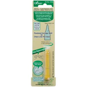 Køb Clover Chaco Liner Pen Refill Gul