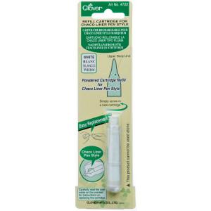 Køb Clover Chaco Liner Pen Refill Vit