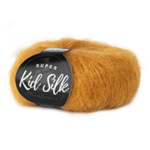 Køb Mayflower Super Kid Silk Garn Unicolor 65 Höstguld