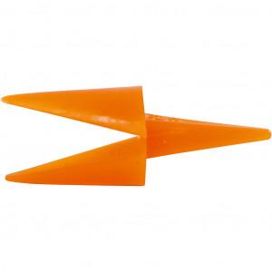 Køb Kycklingnäbb, L: 30 mm, 50 st., orange