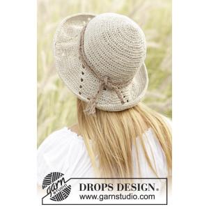 My Girl by DROPS Design - Hatt Virk-opskrift 54/58 cm
