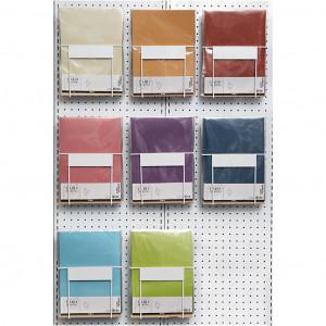 Køb Pergamentpapper, A4 210×297 mm, 100 g, 8×10 förp., mixade färger