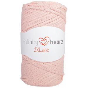 Infinity Hearts 2XLace Garn 25 Puder