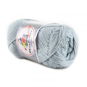 Mayflower Cotton 8/4 Garn 1440 Ljusgrå