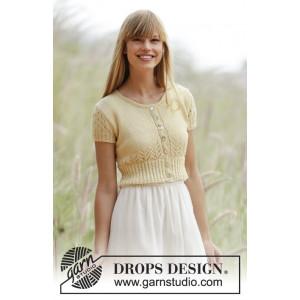 Spring Fling by DROPS Design - Bolero Stick-opskrift strl. S - XXXL