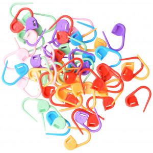 Infinity Hearts Maskmarkörer 22 mm Ass. färger - 50 st.