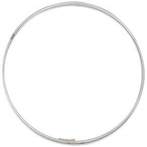 Infinity Hearts Metallring Silver Ø30cm - 3 st.