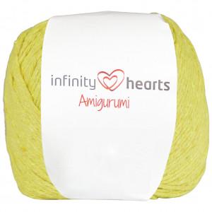 Infinity Hearts Amigurumi Garn 11 Pistage-grön