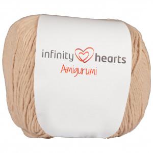 Infinity Hearts Amigurumi Garn 08 Beige