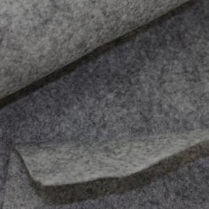 Køb Filt 1,5mm Tyg 100cm 023 GrÃ¥ Melerat – 50cm