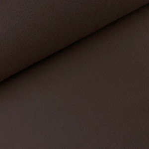 Køb Polar Fleece Tyg 150cm 020 Choklad – 50cm