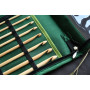 KnitPro Bamboo Virknål Set Bambu 15,3 cm 3,5-8 mm 8 storlekar