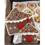 Home Sweet Home by DROPS Design - Grytlappar Virk-mönster 16x15 eller 23x23 cm