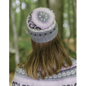 Telemark Hat by DROPS Design - Mössa Stickopskrift strl. S/M