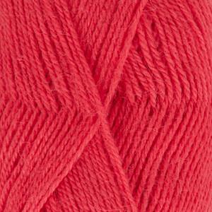 Drops Alpaca Garn Unicolor 3620 Röd