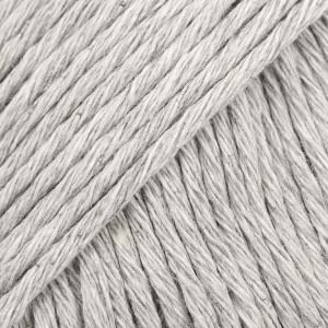 Drops Cotton Light Garn Unicolor 31 Pärlgrå