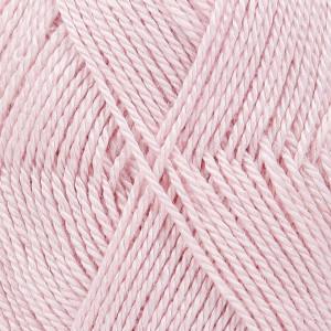 Drops BabyAlpaca Silk Garn Unicolor 3125 Ljus Rosa