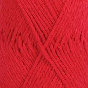 Drops Paris Garn Unicolor 12 Röd