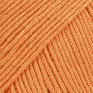 Drops Safran Garn Unicolor 28 Apelsin
