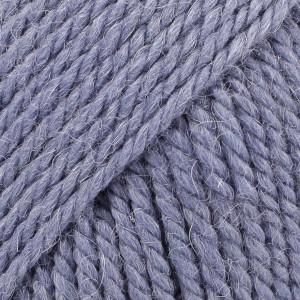 Drops Nepal Garn Unicolor 6314 Jeansblå