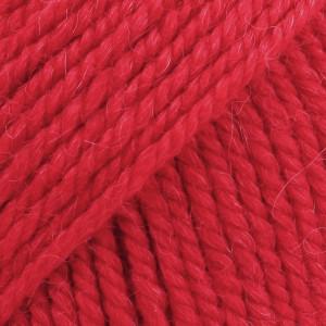 Drops Nepal Garn Unicolor 3620 Röd