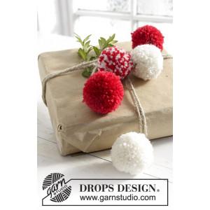Wrap It Up! by DROPS Design - Pompon Kit 5 cm