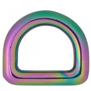 Køb Infinity Hearts D-Ring Järn Mixfärgad 10x10mm – 5 st