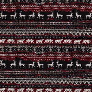 Køb Stickat Jul Joggingtyg 155cm 16 – 50 cm