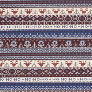 Køb Jul French Terry Tyg 150cm 08 Tomtar – 50 cm