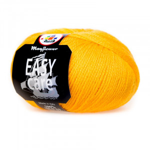 Mayflower Easy Care Garn Unicolor 85 Solgul