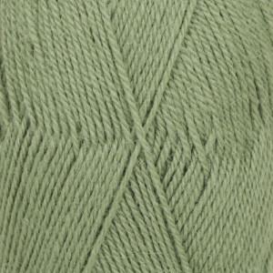 Drops Flora Garn Unicolor 15 Grøn