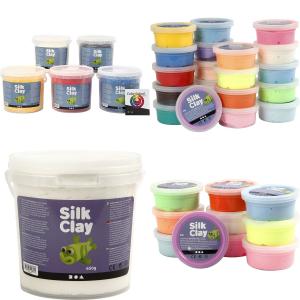 Silk Clay
