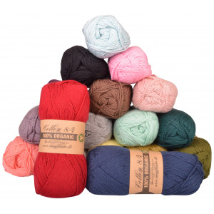 Mayflower Cotton 8/4 Organic Ekologisk