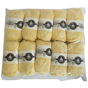 Mayflower Cotton 8/8 Ekologisk - Egyptisk bomull - 2. sortering