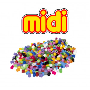 Hama Midi Pärlor & Pärlplattor