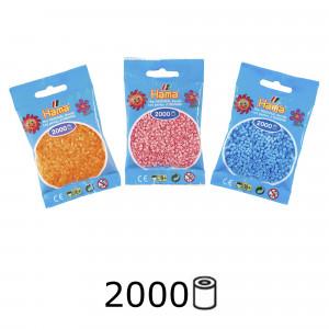 Hama Mini Pärlor 2000 st.