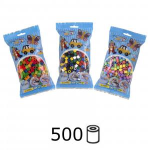 Hama Maxi Pärlor 500 st.